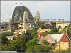 Sydney Harbour Bridge and Miller's Point