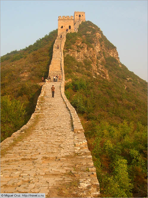 China: Beijing: More Great Wall