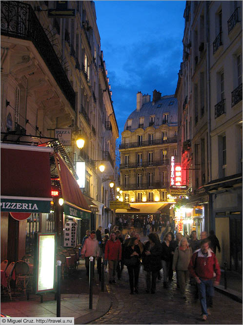 France: Paris: More Latin Quarter