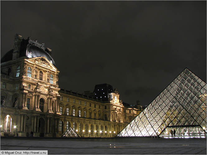 France: Paris: The Louvre