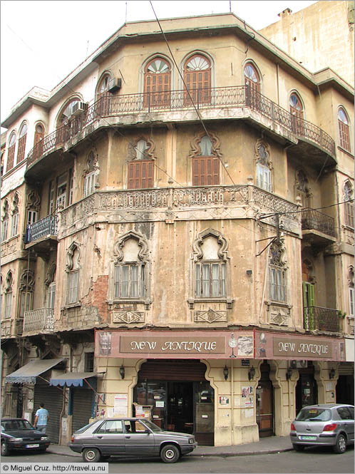 Lebanon: Beirut: Great old buildings