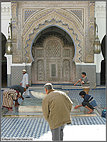 Mosque ablutions