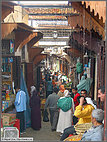 Deep in the souk