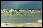 Storm clouds over Mopti