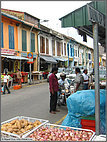 Quiet day in Little India