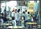 Hawker centre on Jalan Besar