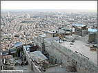 Damascus stretching to infinity