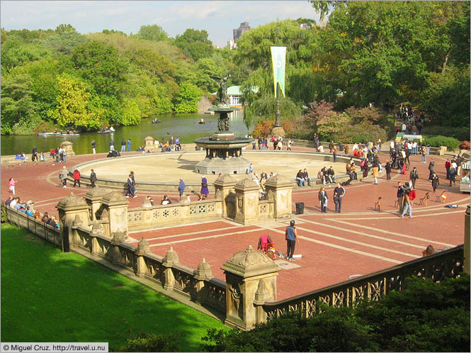 United States: New York City: Central Park