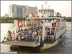 Saigon River ferry